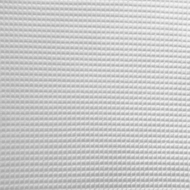 Tecido Piquet Diamante Pequeno Fofo Branco 100% Algodão - 50cm x 250cm