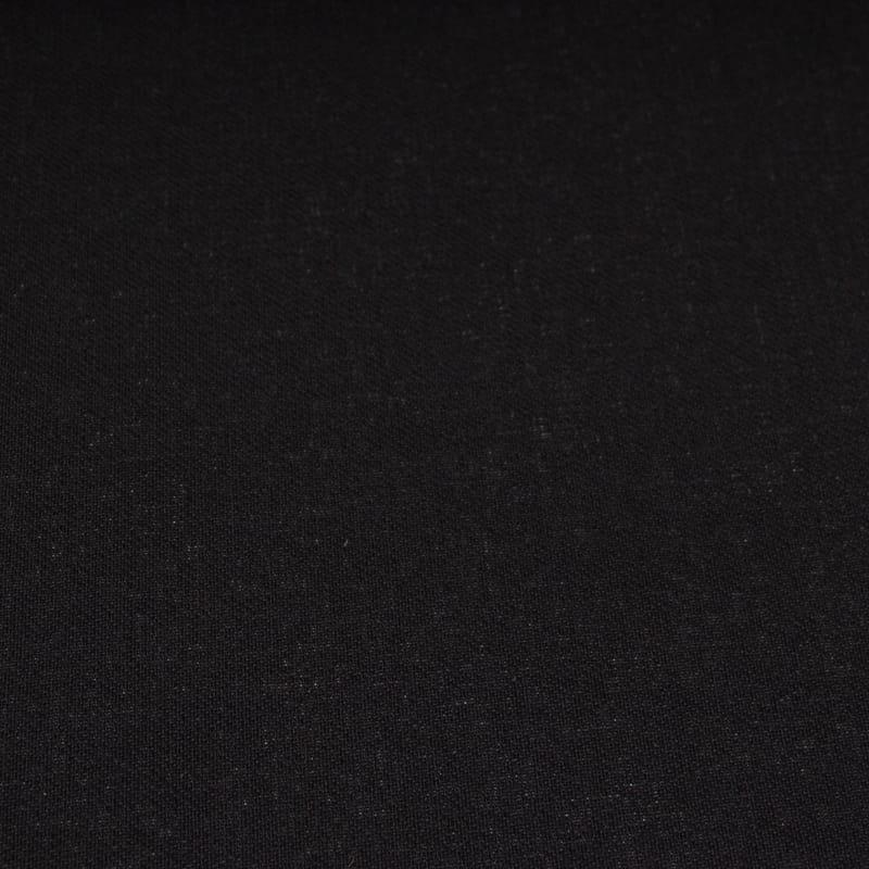 Tecido Sacaria Pano de Copa Preto Premium - 100cm x 70cm