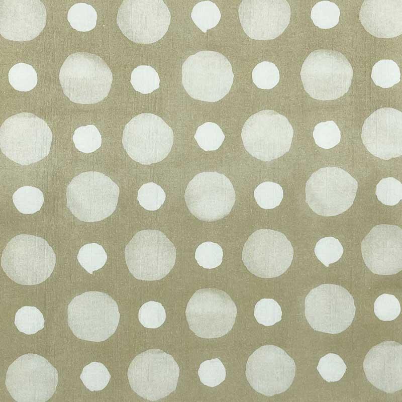 Tecido Rústico Algodão - Poá Grande Aquarelado - 50cm x 140cm