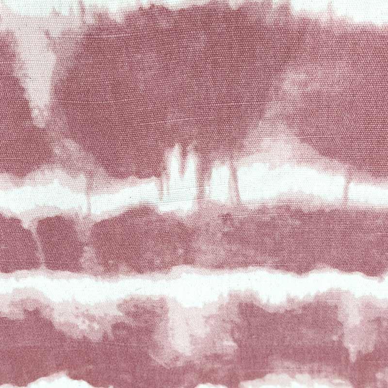Tecido Rústico Algodão - Tie Dye Rosa - 50cm x 140cm
