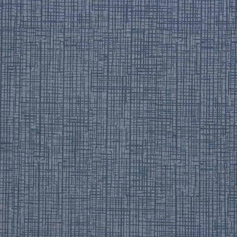 Tecido Tricoline Estampado - Textura Azul Jeans - 50cm X150cm