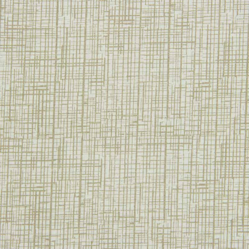Tecido Tricoline Estampado - Textura Creme - 50cm X150cm