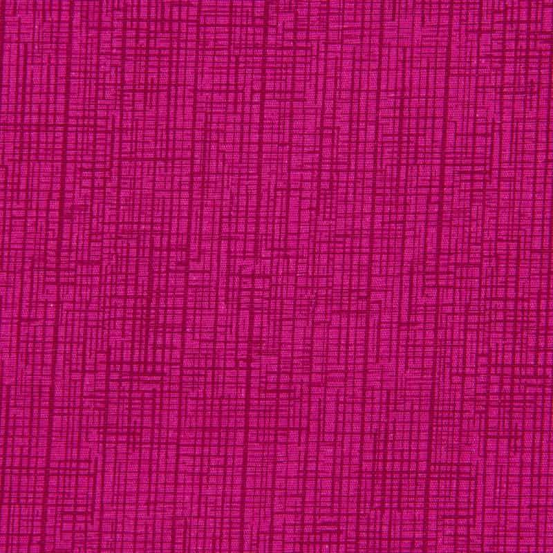 Tecido Tricoline Estampado - Textura Pink - 50cm X150cm