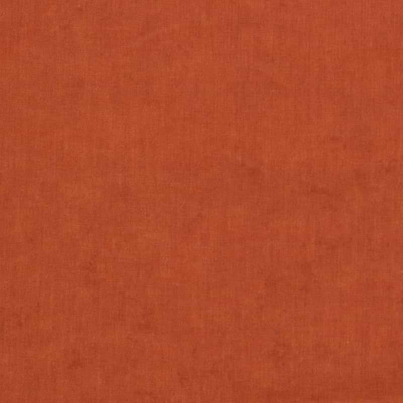 Tecido Tricoline Estonado - Laranja - 50cm X150cm