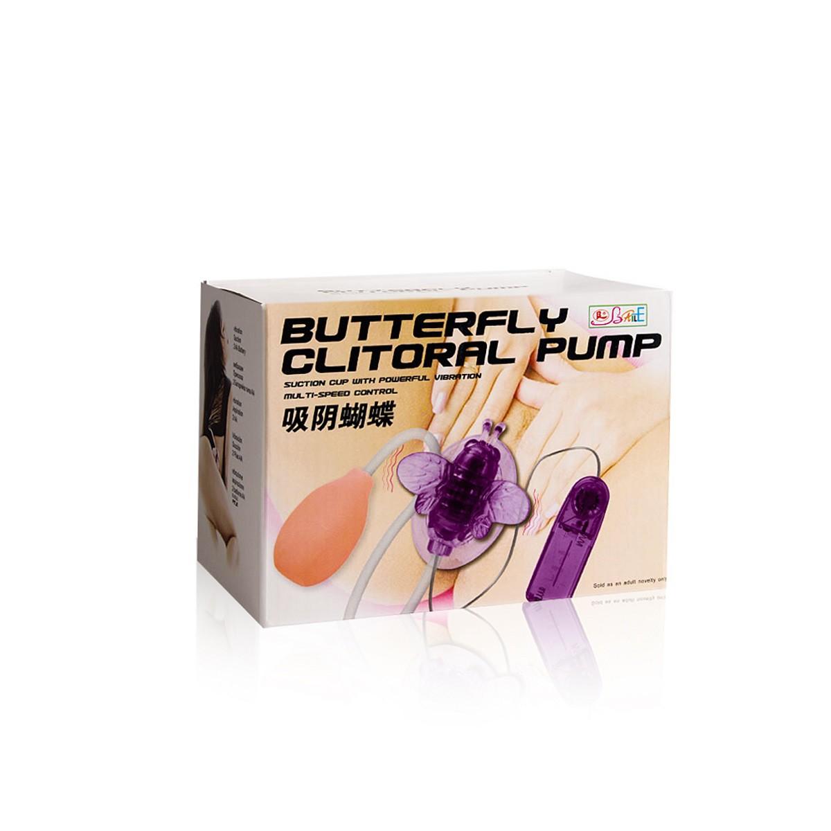 Bomba Para Clitóris Clitoris Pump - Sensual Import