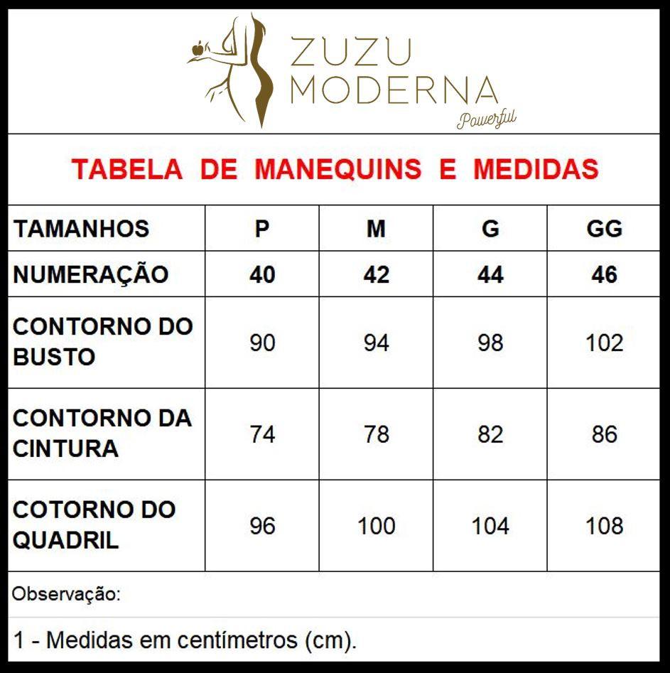 Conjunto Maria Antonieta com Hot Pant - Segredo Lacrado
