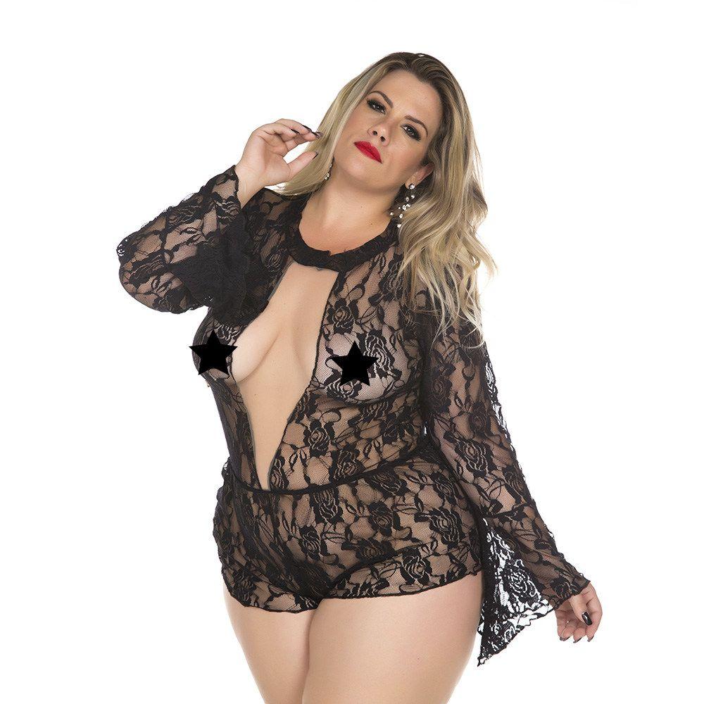 Macaquinho Princesa (Veste Manequim 46) - Pimenta Sexy