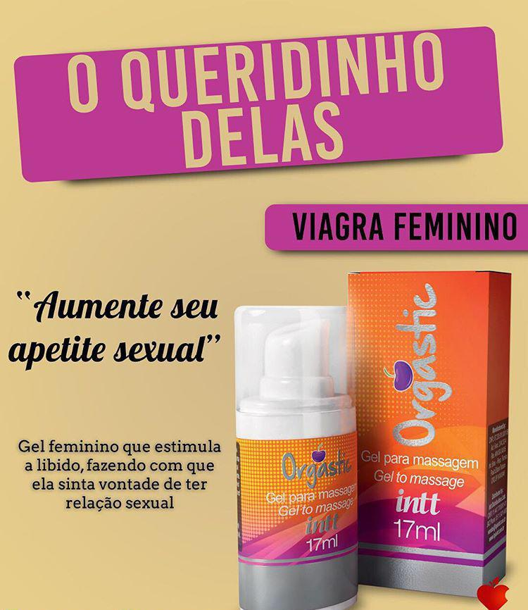 ORGASTIC GEL VIAGRA FEMININO 17ML