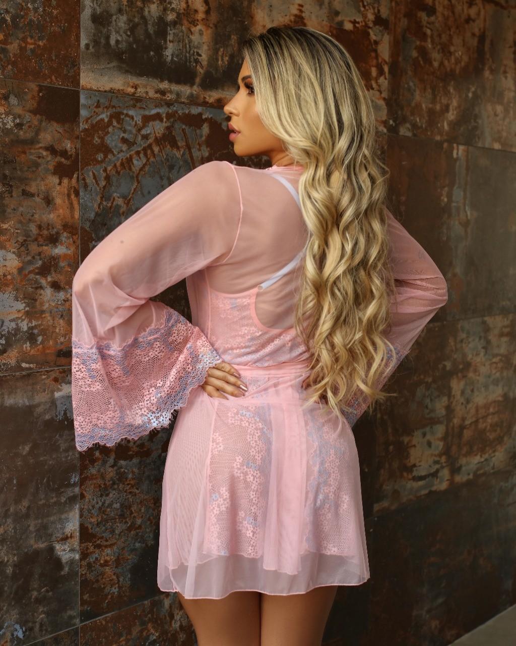 Robe Curto Florença - Segredo Lacrado