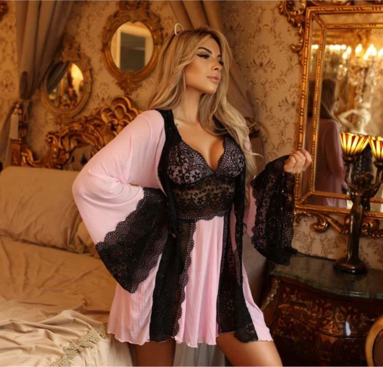 Robe Curto Maria Antonieta - Segredo Lacrado
