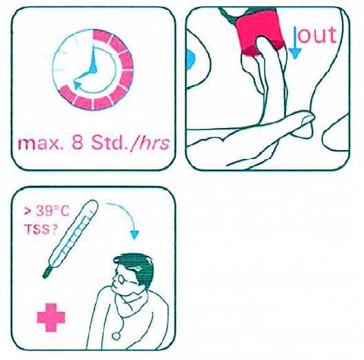 Soft-Tampons Redondo - Absorvente Íntimo Interno (Kit com 2 Unidades)