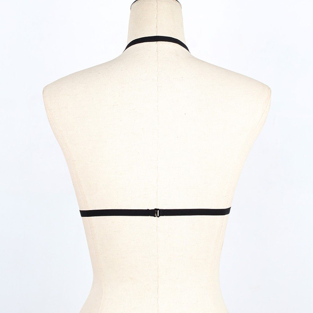 Sutiã Vazado Detalhe Renda (Tamanho XL - Veste 48)