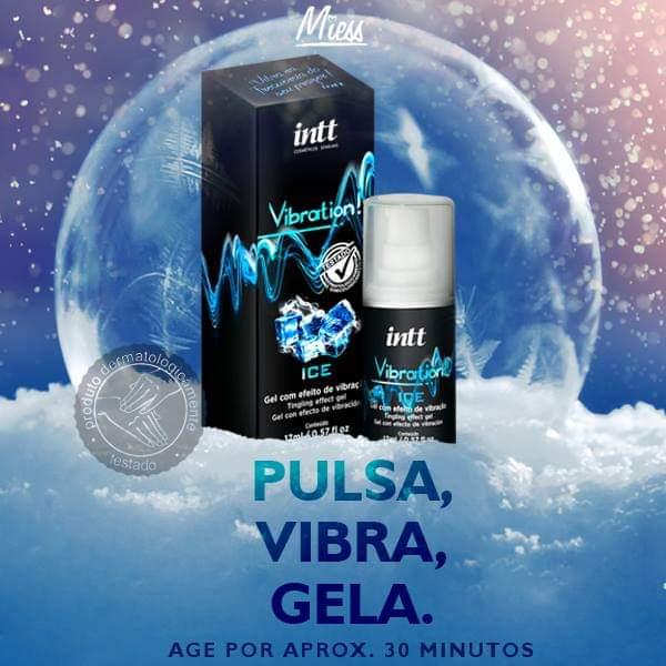 Vibration Power Extra Forte Ice - 17 ml - Intt