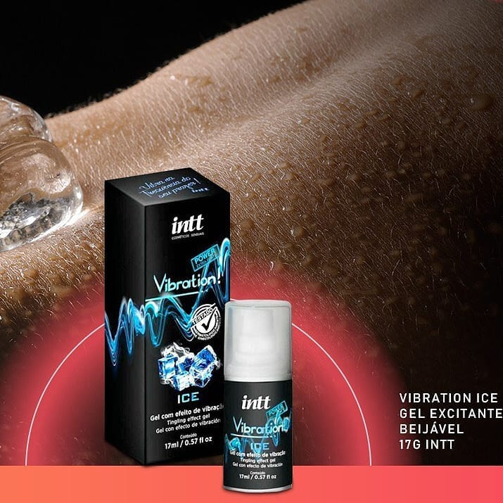 Vibration Power Extra Forte Ice - 17 ml - Intt