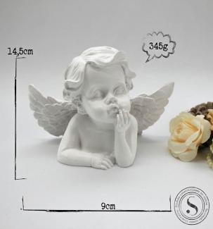 Aplique Resina Anjo - AS002 - Sandra Gotardo