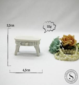 Aplique Resina Armário - BP021 - Sandra Gotardo