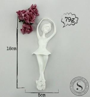 Aplique Resina Bailarina - BA 001 - Sandra Gotardo