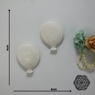 Aplique Resina Balões - AI017 - Sandra Gotardo