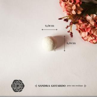 Aplique Resina Bola - AI056 - Sandra Gotardo