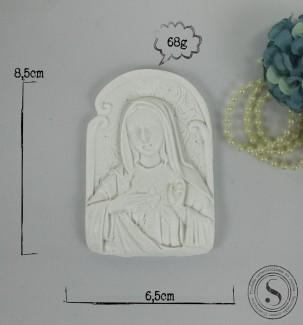 Aplique Resina Espírito Santo - ES034 - Sandra Gotardo