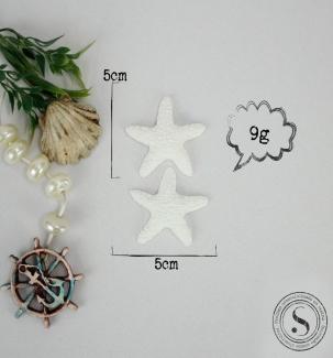 Aplique Resina Estrelas do Mar - EST001 - Sandra Gotardo