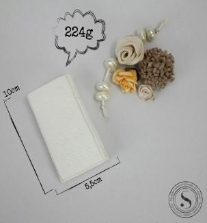 Aplique Resina Livro - AI010 - Sandra Gotardo