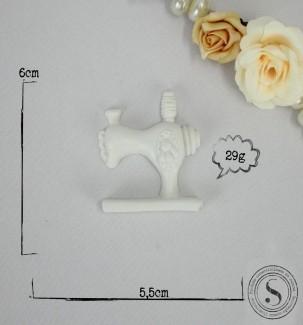 Aplique Resina Maquina de Costura - VE010 - Sandra Gotardo