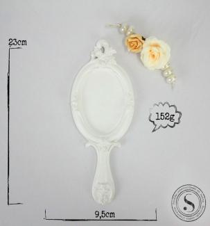 Aplique Resina Moldura de Espelho - MOM014 - Sandra Gotardo