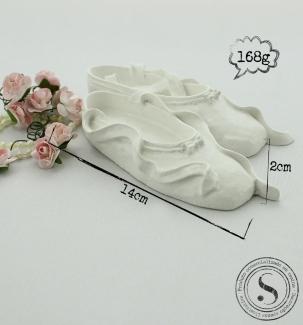 Aplique Resina Sapato de Bailarina - SA001 - Sandra Gotardo