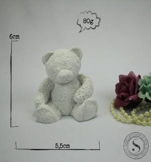 Aplique Resina Urso -  UR020 - Sandra Gotardo