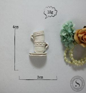 Conjunto de Xícaras - CZ 013