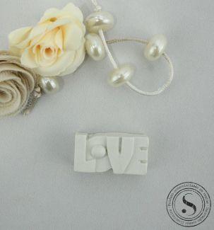 Love Letras P - DLV002