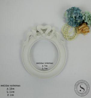 Moldura Oval - MOP019