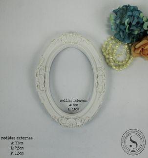 Moldura Oval - MOP021