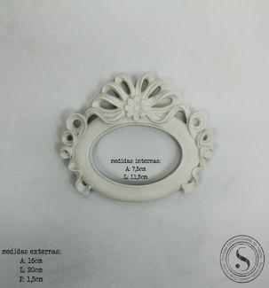 Moldura Oval - MOP025