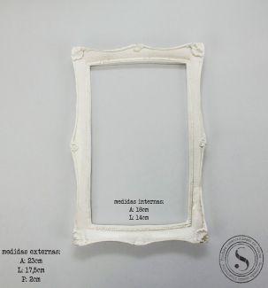 Moldura Quadrada - MQM 001