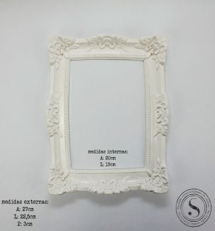 Moldura Quadrada - MQM 003