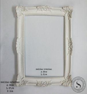 Moldura Quadrada - MQM 005