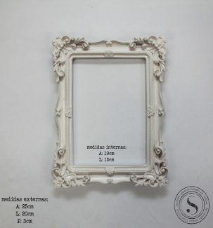 Moldura Quadrada - MQM 008