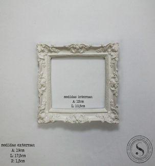 Moldura Quadrada - MQP 009