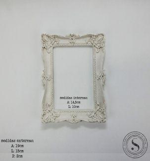 Moldura Quadrada - MQP 013
