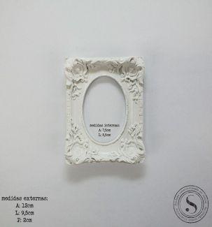 Moldura Quadrada - MQP 014
