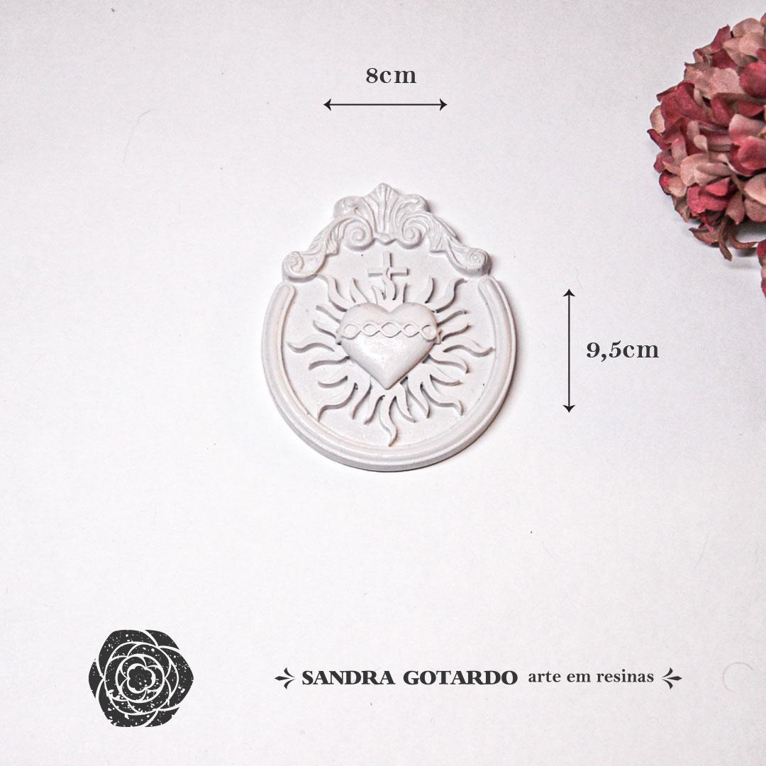 Aplique Resinas Espirito Santo -ES053-Sandra Gotardo