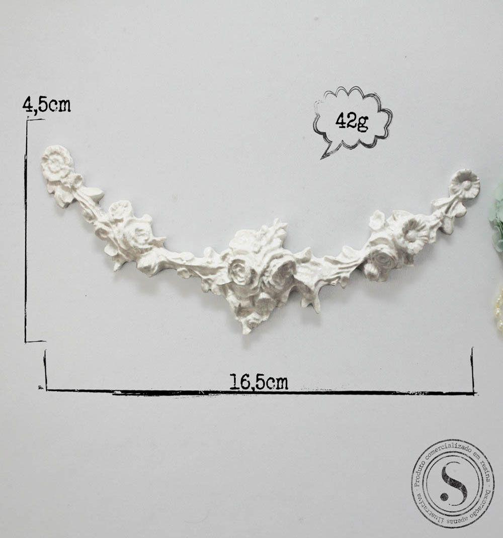 Arabesco Floral - AF005