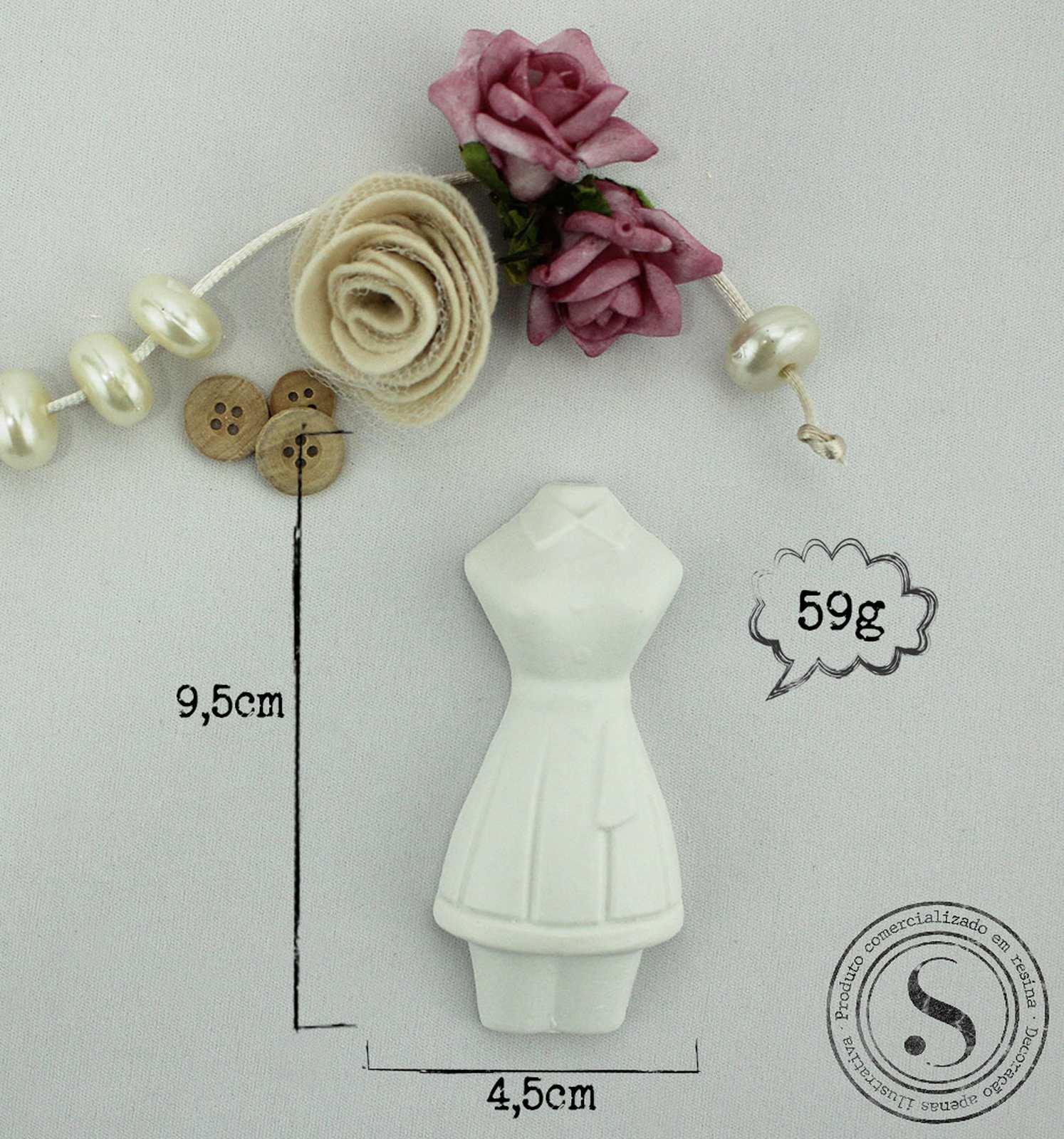 Vestido  Menina - VE003