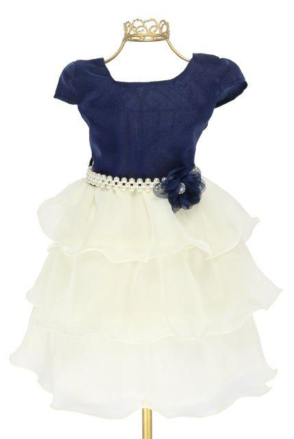 8c7388c49 Vestido Festa Infantil Saia Babado Princesa Oferta Jm11377 ...