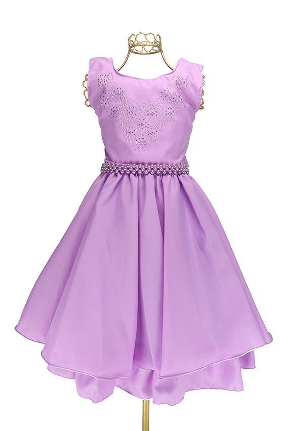 876b62d56 Vestido Juvenil Festa Casamento Aniversario Formatura - L514 ...