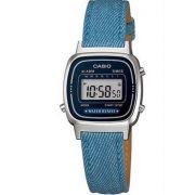 Relógio Casio Vintage Azul