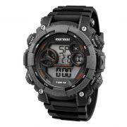 Relógio Mormaii Acqua MO12579B/8Y Chumbo