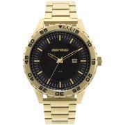 Relógio Mormaii El Basic Dourado